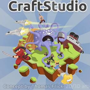 CraftStudio - Un logiciel de création de jeux 3D collaboratif fantastique