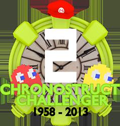 Chronostruct Challenges - Deuxième jeu