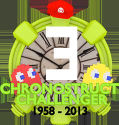 Chronostruct Challenges - Troisième jeu