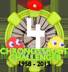 Chronostruct Challenges – Quatrième jeu