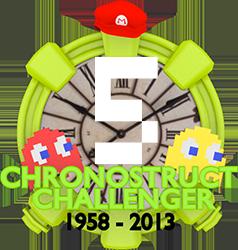 Chronostruct Challenges – Cinquième jeu