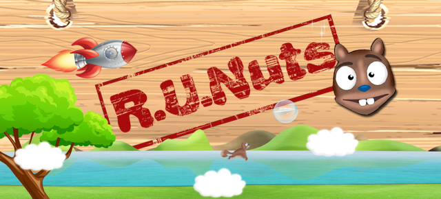 R.U.Nuts, un jeu conçu entièrement avec Construct 2