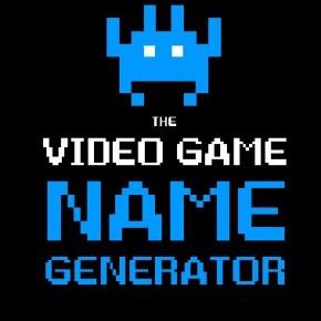 Générateur de nom pour jeu vidéo