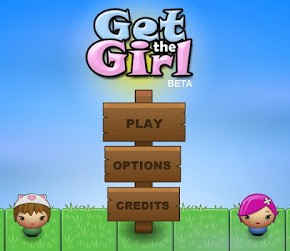 Get the Girl - A LesGame
