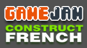 Construct French Game Jam - c'est parti !