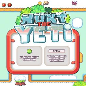 Hunt the Yeti