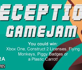 Construct 2 Game Jam - Gagner une carote en plastique !