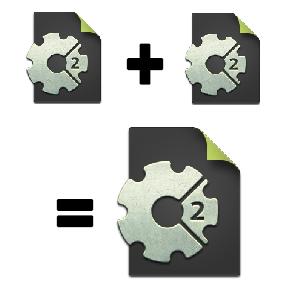 Fusionner deux projets Construct 2.