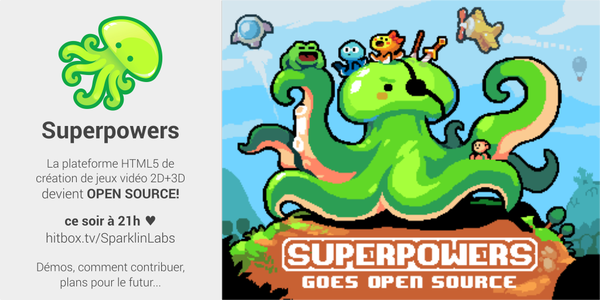 Superpowers open source